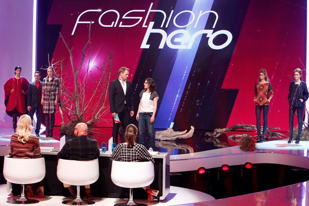 Fashion-Hero-Epi03-Show-016-ProSieben-Richard-Huebner - Bildquelle: Richard Huebner