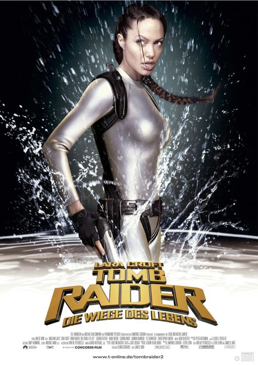 Lara Croft: Tomb Raider - Die Wiege des Lebens - Plakatmotiv - Bildquelle: 2003 by Paramount Pictures. All Rights Reserved.