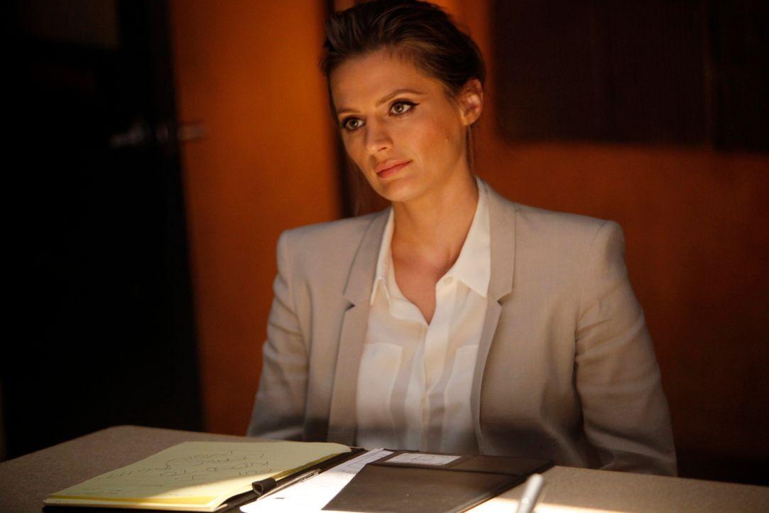 Der grausame Mord an der jungen Shauna Taylor ist ein Rätsel. Beckett (Stana Katic) und ihr Team können zunächst kein Motiv und keinen Täter ermitte... - Bildquelle: ABC Studios