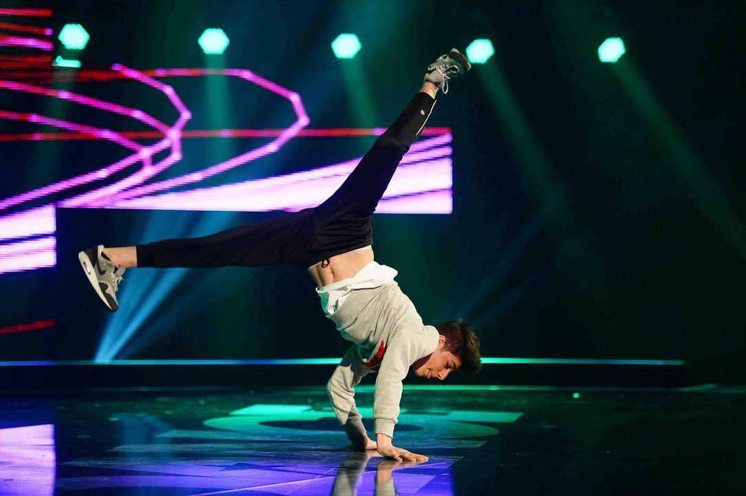 Got-To-Dance-Ferhat-Satan-01-SAT1-ProSieben-Willi-Weber - Bildquelle: SAT.1/ProSieben/Willi Weber