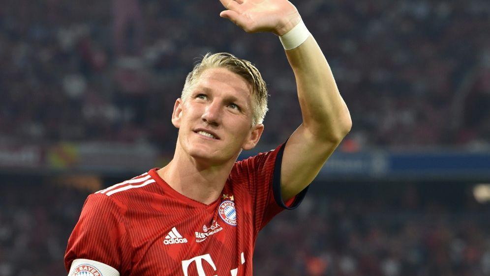 """Als """"Sports Icon"""" ausgezeichnet: Bastian Schweinsteiger - Bildquelle: AFPSIDCHRISTOF STACHE"""