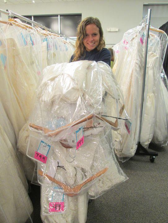 Der große Ausverkauf bei Vows hat begonnen! Die Ladenbesitzer Rick und Leslie bereiten sich auf hunderte kaufwillige Bräute vor ... - Bildquelle: TLC