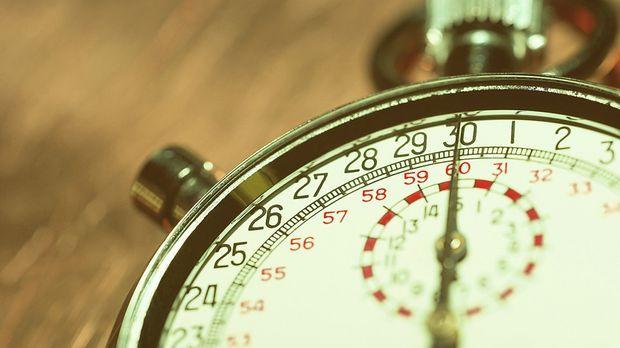 Entfernung, Gewicht, Geschwindigkeit, Zeit, Temperatur: das sind die fünf wic...