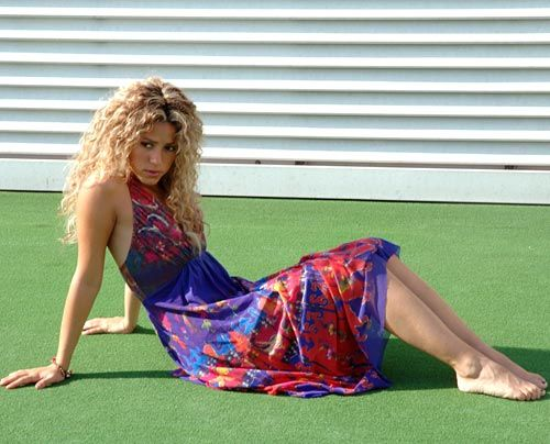 Galerie Shakira | Frühstücksfernsehen | Ratgeber & Magazine - Bildquelle: Helena Verellen - Sony BMG