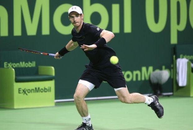 Murray besiegt Melzer und erreicht das Viertelfinale