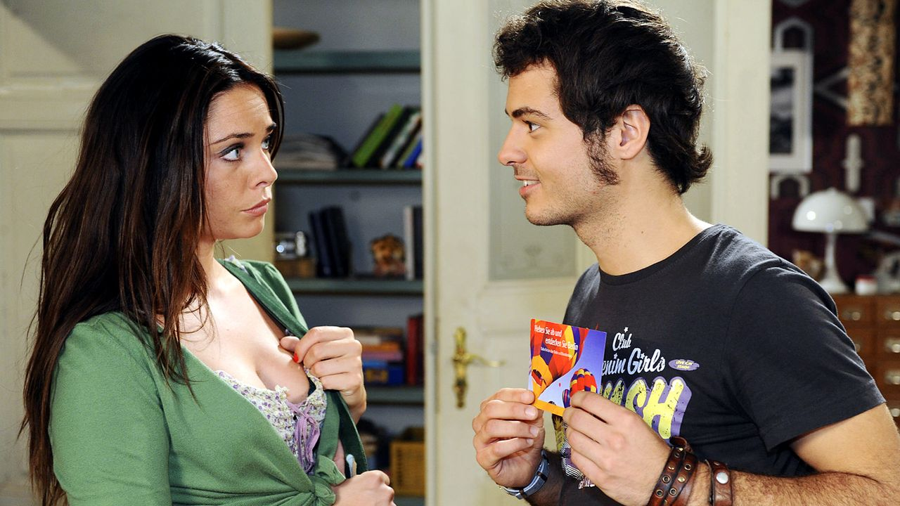 Anna-und-die-Liebe-Folge-535-02-SAT1-Oliver-Ziebe - Bildquelle: SAT.1/Oliver Ziebe
