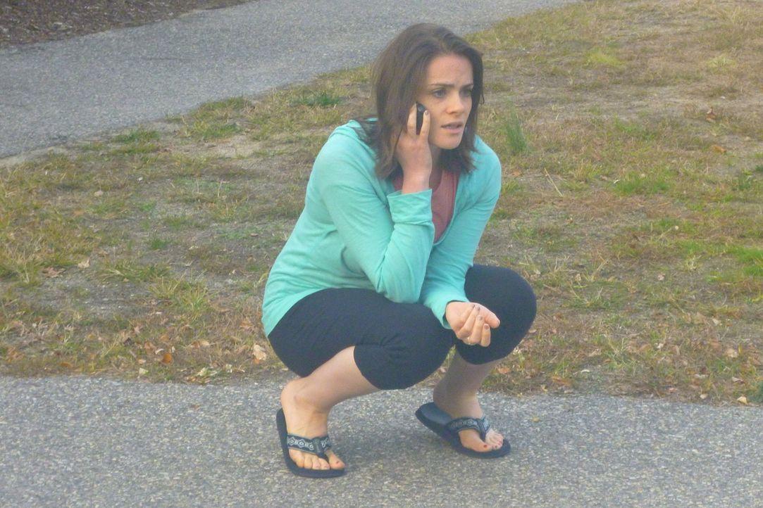 Als die junge Athletin Sheila Taormina einen Anruf von einem anderen Sportler bekommt, der sie bittet ihn zu trainieren, ahnt sie nicht, dass dieser... - Bildquelle: Kate Findlay-Shirras Atlas Media, 2011