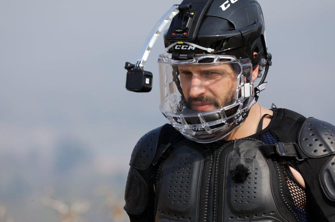 Global Gladiators Folge 1 _40 - Bildquelle: ProSieben/Richard Hübner