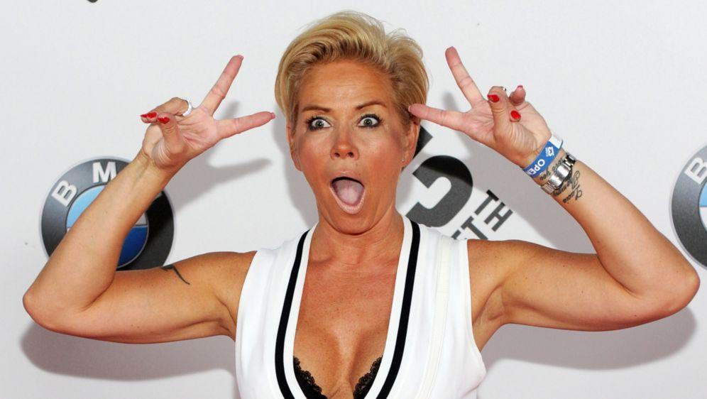 Promi Big Brother 2014 Star Claudia Effenberg Duschfreie Zeit Ist
