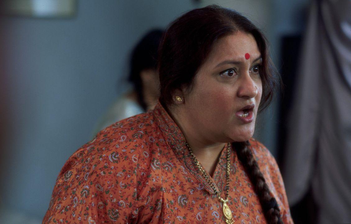 Mrs. Bakshi (Nadira Babbar) hat es nicht leicht als Mutter von vier unverheirateten Töchtern im indischen Örtchen Amritsar. Nichts wünscht sie si... - Bildquelle: Miramax Films