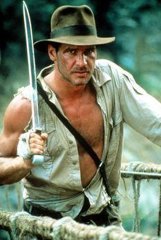 Indiana Jones und der Tempel des Todes - Mit Muskeln, Köpfchen, Charme und Wi...