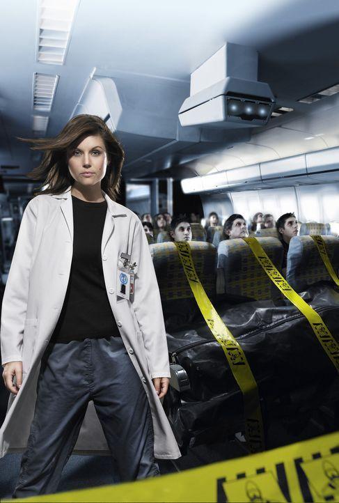 Sucht den Patienten Null, der als einziger das Virus stoppen kann: Kayla Martins (Tiffani Thiessen) ... - Bildquelle: 2006 RHI Entertainment Distribution, LLC