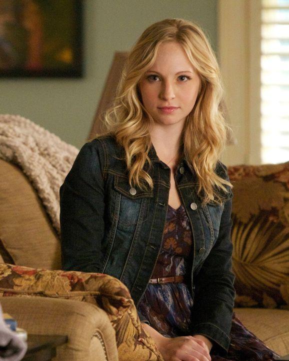 Wird es Caroline (Candice Accola) jemals gelingen, Tyler vor Klaus' Rache zu beschützen? - Bildquelle: Warner Brothers