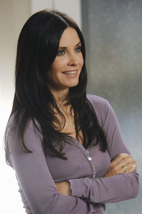 Valentinstag in Cougar Town. Jules (Courteney Cox) sehnlichster Wunsch ist es, dass Grayson sich emotional mehr öffnet und seine Gefühle mit ihr t... - Bildquelle: 2010 ABC INC.