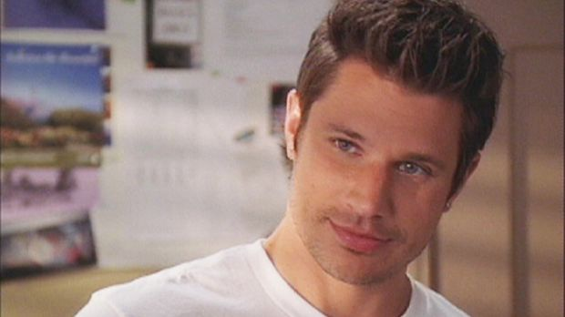 Phoebes Ghostwriters: Leslie St. Claire (Nick Lachey) ... © Paramount Pictures