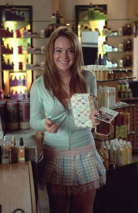 Wird in einen Krieg der etwas anderen Art verwickelt: Cady (Lindsay Lohan) ... - Bildquelle: Paramount Pictures
