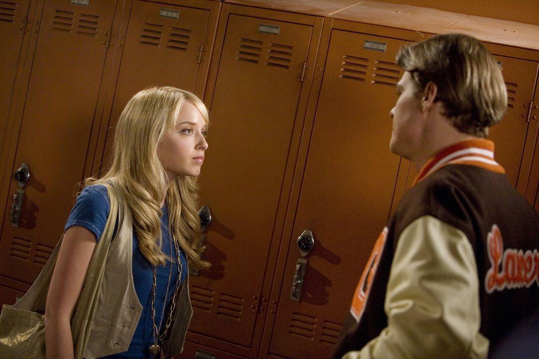 Das perfekte Pärchen?: Grace (Megan Park, l.) und Jack (Greg Finley, r.) - Bildquelle: ABC Family