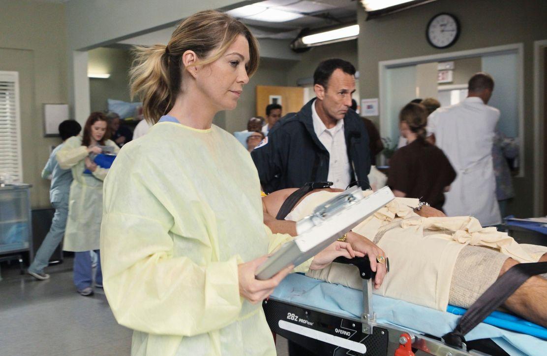 Ein Wettlauf gegen die Zeit beginnt: Meredith (Ellen Pompeo) ... - Bildquelle: ABC Studios