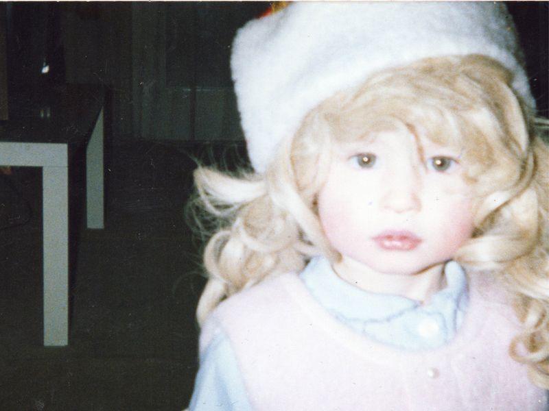 Isabell als Baby - Bildquelle: sixx