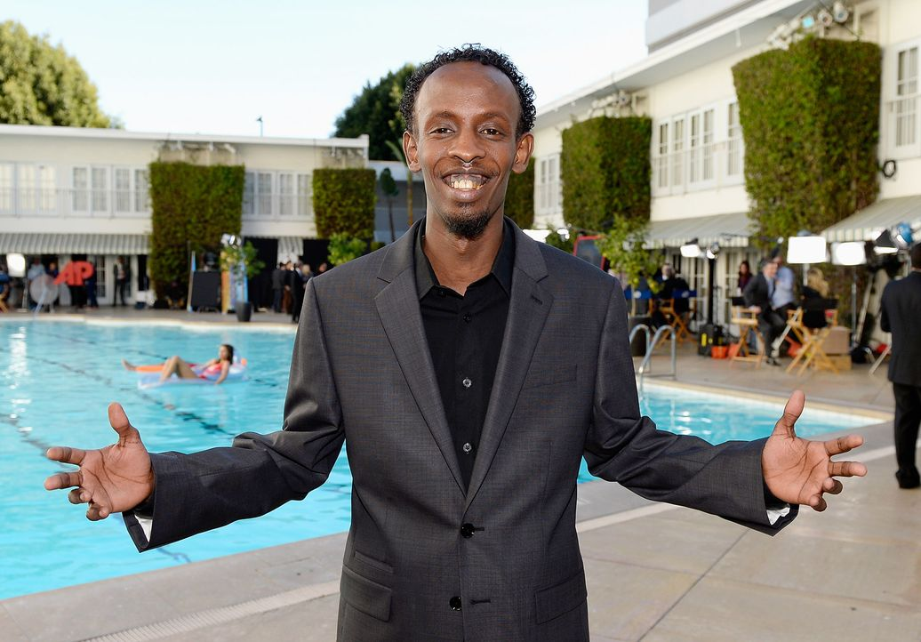 Oscars-Luncheon-Barkhad-Abdi-14-02-10-getty-AFP - Bildquelle: getty-AFP