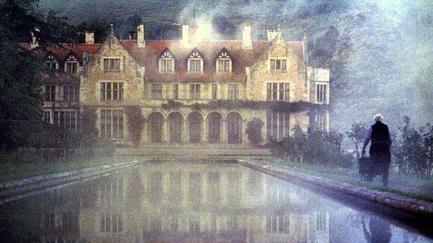 Mit ihren zwei Kindern lebt Grace in einem einsamen viktorianischen, etwas un...
