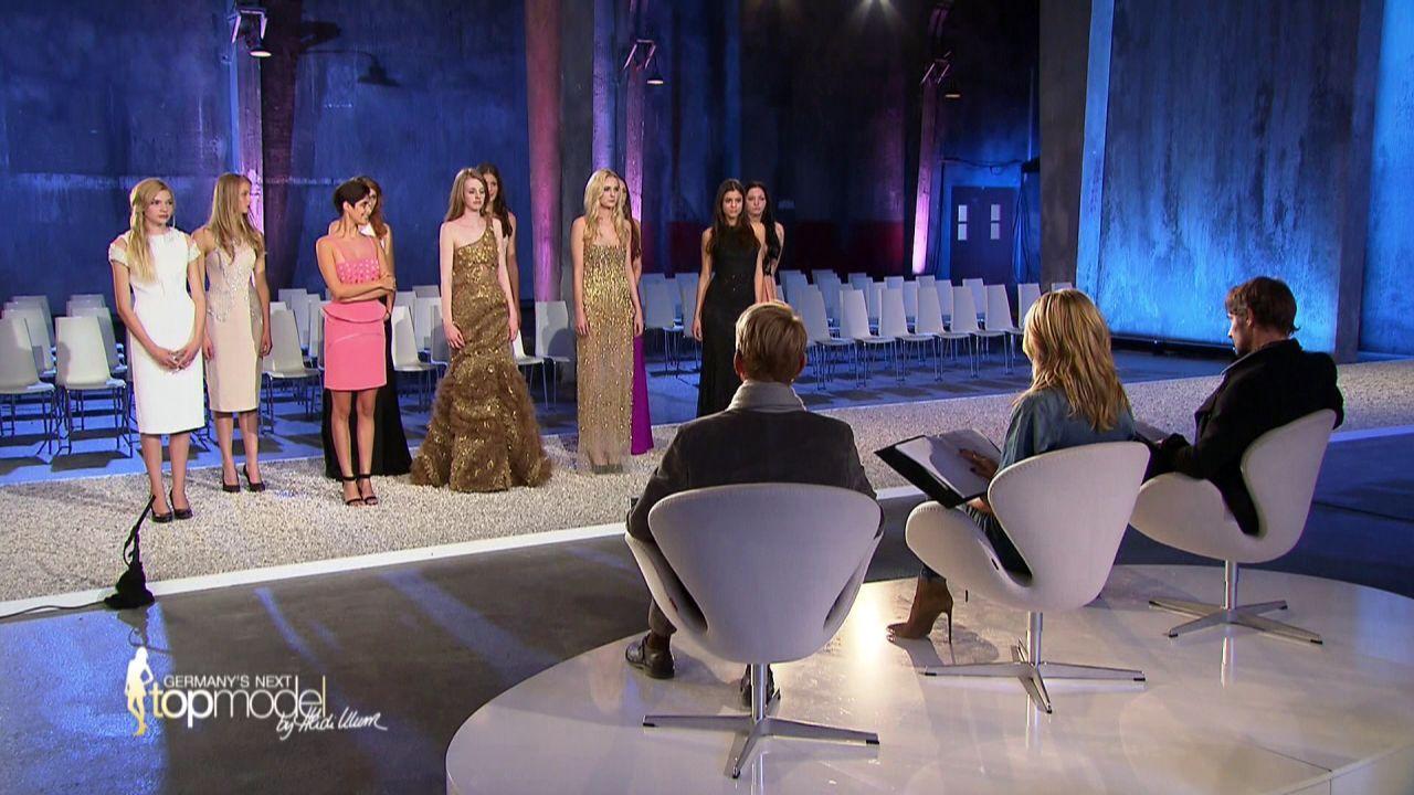 GNTM-10-Sendung03_099 - Bildquelle: ProSieben
