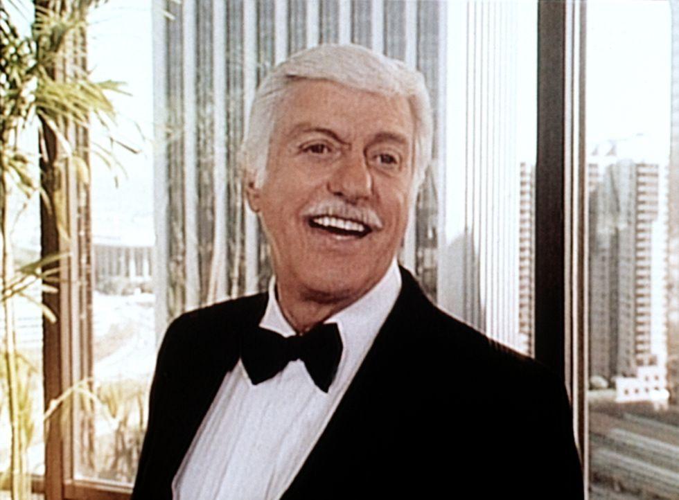 Dr. Sloan (Dick Van Dyke) ist auf dem Empfang des Bürgermeisters. - Bildquelle: Viacom