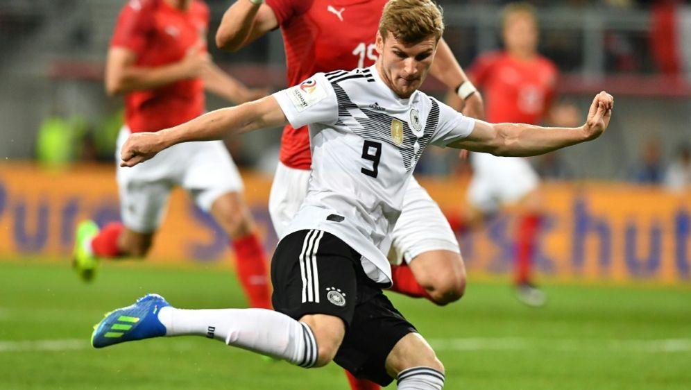 Schon früh für Bayern interessant: Timo Werner - Bildquelle: AFPSIDJOE KLAMAR