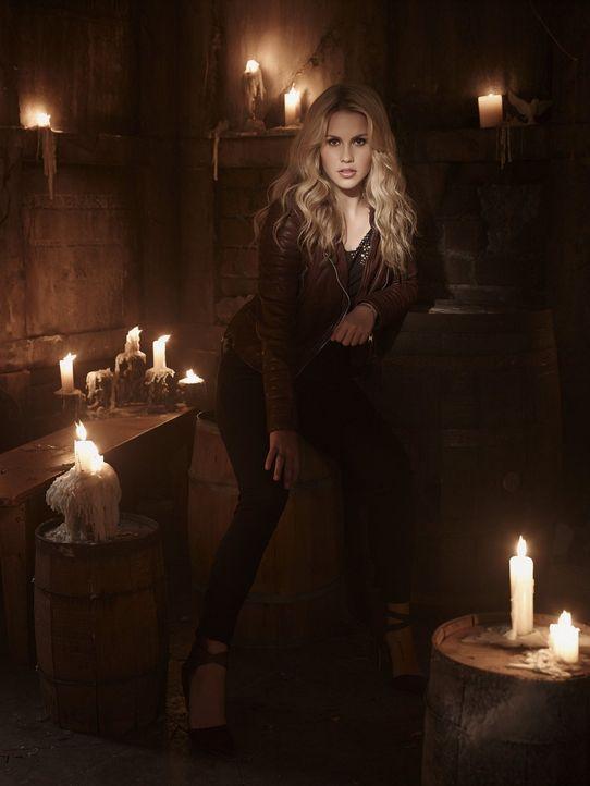 (1. Staffel) - Rebekah (Claire Holt) durchlebt eine Achterbahnfahrt der Gefühle nach der anderen ... - Bildquelle: Warner Bros. Television