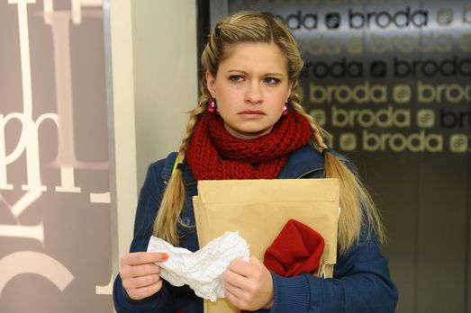 Anna und die Liebe - Nachdem Mia (Josephine Schmidt) festgestellt hat, dass L...