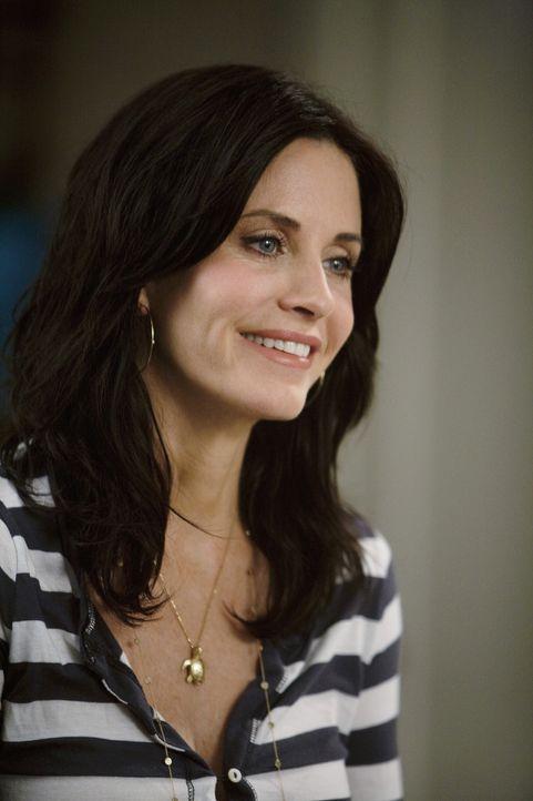 Stellt fest, dass es nicht einen Mann in ihrem Leben gab, auf den sie sich verlassen konnte: Jules (Courteney Cox) ... - Bildquelle: 2009 ABC INC.