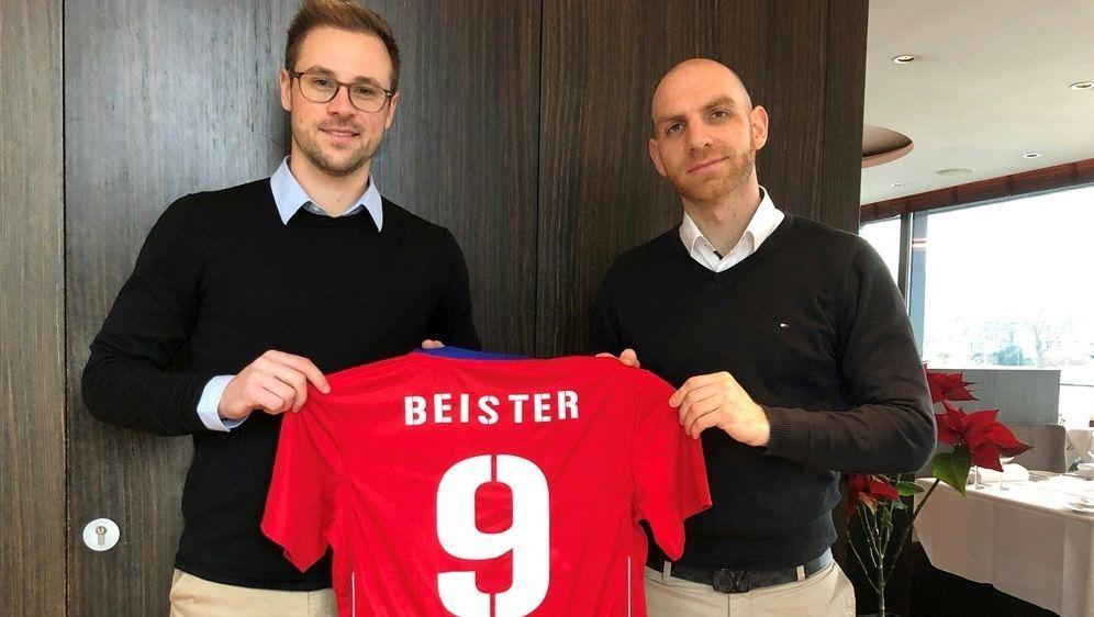 Regionalliga: Beister unterschreibt beim KFC Uerdingen - Bildquelle: KFC UERDINGENKFC UERDINGENSID