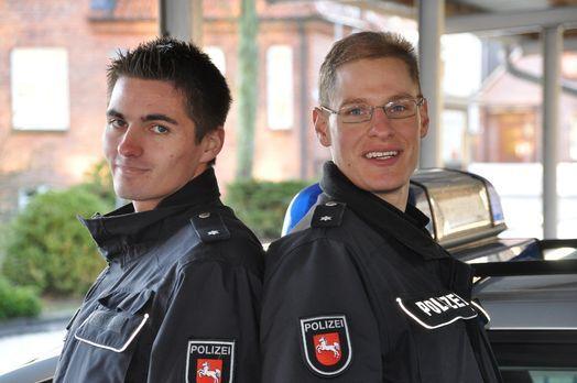 Mein Revier - Ordnungshüter räumen auf - Auf der Polizeiwache in Stade geht e...