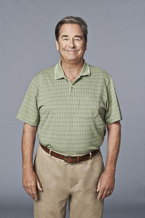 (1. Staffel) - Tom Miller (Beau Bridges) ist ein liebenswürdiger alter Kerl, der es nicht mehr aushält, von seiner Angetrauten ständig kritisiert... - Bildquelle: 2013 CBS Broadcasting, Inc. All Rights Reserved.
