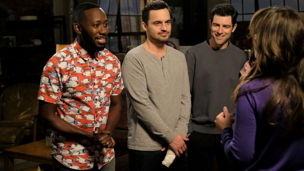 New Girl - New Girl - Staffel 7 Episode 8: Engram Pattersky