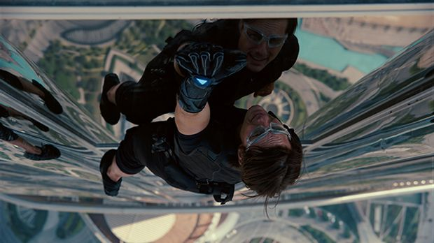 Mission Impossible 4 © © 2011 Paramount Pictures.  All Rights Reserved.