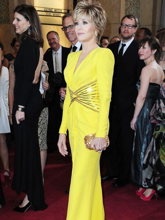 Oscars-Roter-Teppich-130224-Jane-Fonda-AFP - Bildquelle: AFP