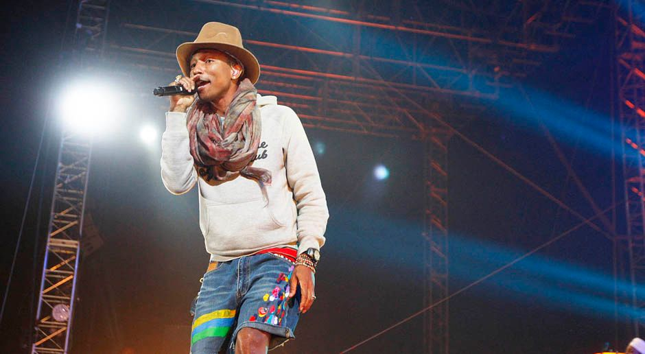 Coachella-Festival-Pharrell-Williams-14-04-13-dpa - Bildquelle: AFP
