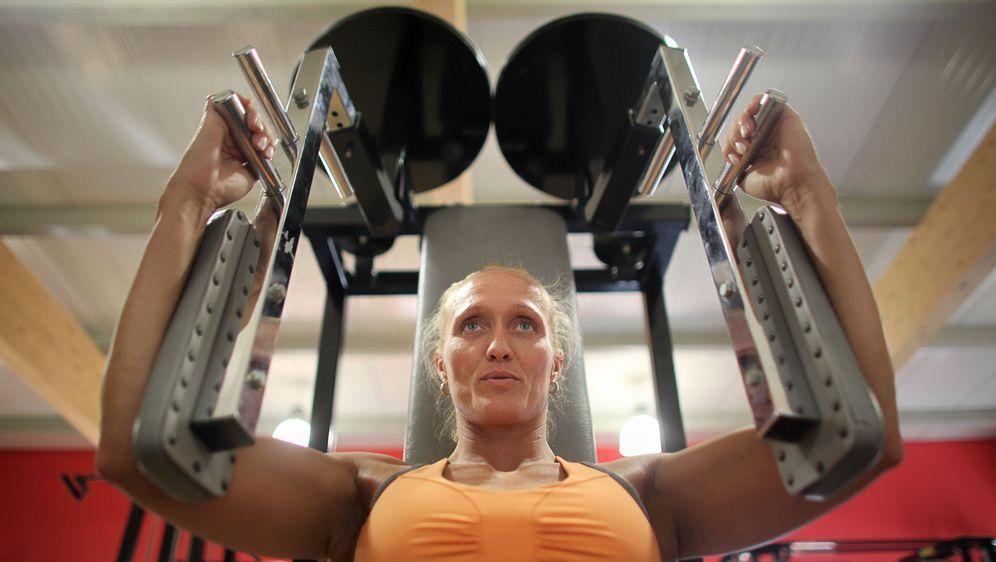 Bodybuilding: Trainingsplan für Anfänger - Bildquelle: dpa