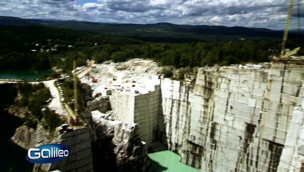 Granit aus Vermont