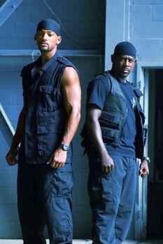 Bad Boys II - Im Auftrag des Miami Police Department unterwegs: die beiden Ch...