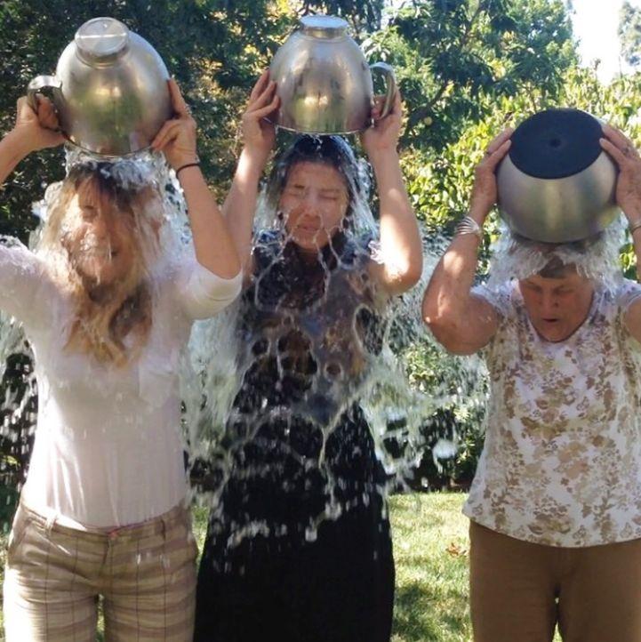 Jessica-Biehl-Ice-Bucket-Challenge-nachher-Instagram-jessicabiehl - Bildquelle: Instagram/jessicabiehl