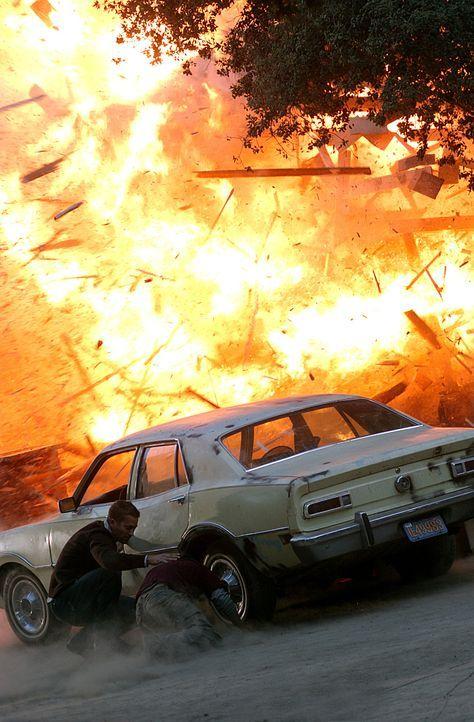 Tim Kearney (Paul Walker) hat bisher in seinem Leben nicht viel Glück gehabt - und hat auch jetzt mehr Ärger am Hals als ihm lieb ist ... - Bildquelle: Nu Image