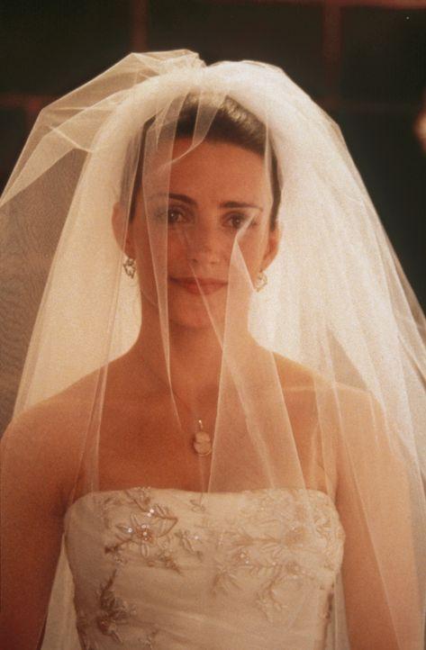 """Der Moment ist gekommen - Charlotte (Kristin Davis) sagt """"Ja"""". - Bildquelle: Paramount Pictures"""