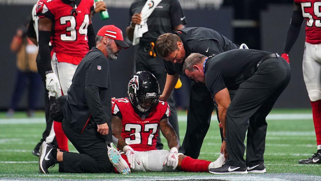 Ricardo Allen (Atlanta Falcons) - Bildquelle: 2018 Getty Images