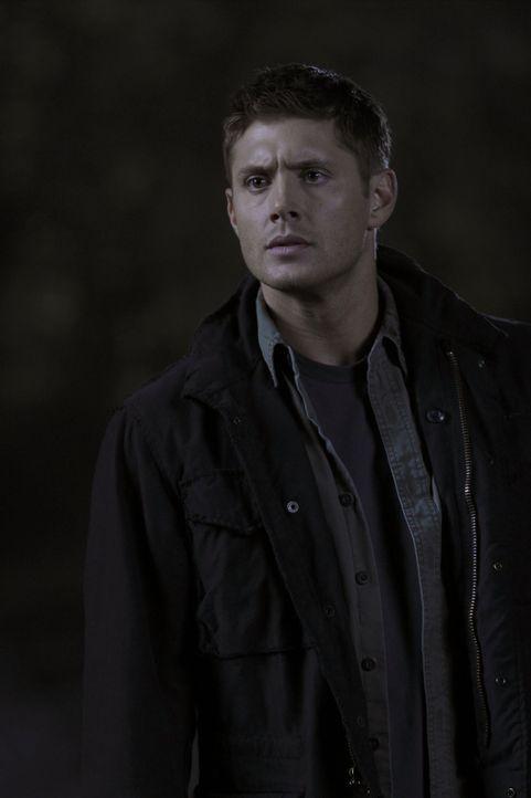 So leicht lässt sich Dean (Jensen Ackles) nicht täuschen, auch von seiner Familie nicht ... - Bildquelle: Warner Bros. Television