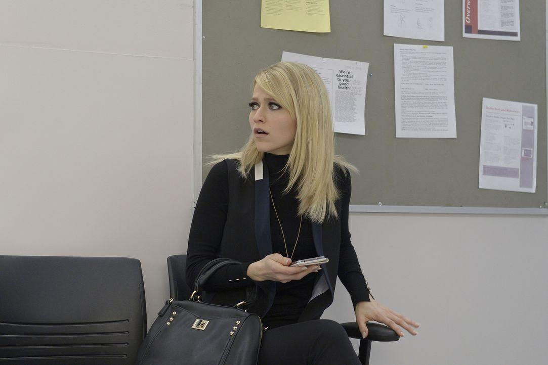 Kann sich Alex wirklich auf Shelby (Johanna Braddy) verlassen? - Bildquelle: Philippe Bosse 2016 American Broadcasting Companies, Inc. All rights reserved.