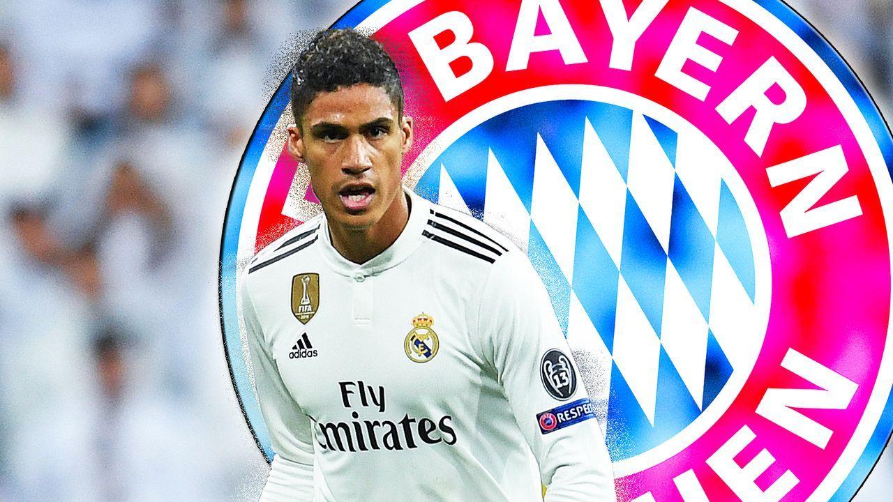 Raphael Varane (Real Madrid) - Bildquelle: Getty/ran.de
