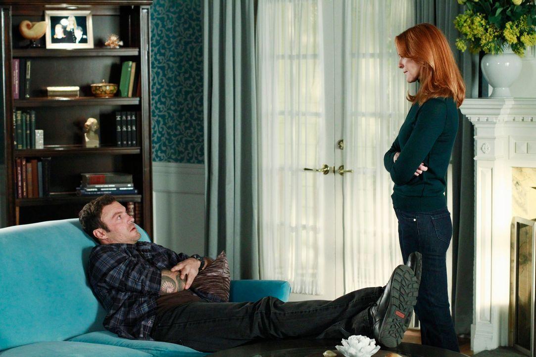 Hat ihre Liebe noch eine Chance? Keith (Brian Austin Green, l.) und Bree (Marcia Cross, r.) ... - Bildquelle: ABC Studios