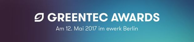 GreenTec Awards Banner Gala 2017